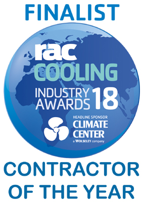 RAC Contractor of the Year Finalist 2018